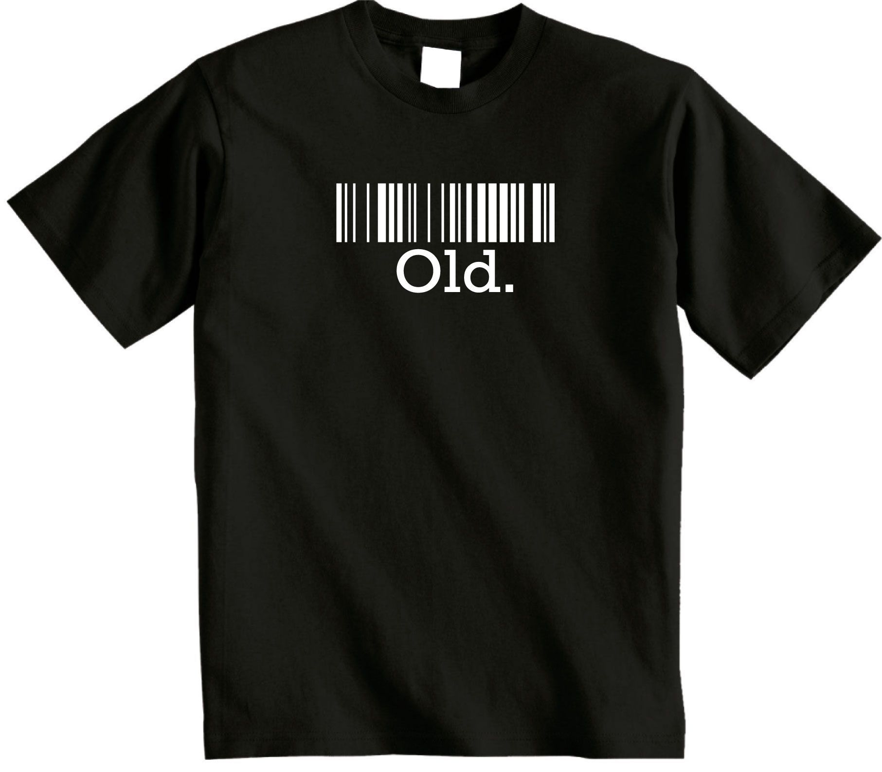 Premium Old 18th 21st 30th 40th 50th 60th 70th Birthday Present Funny T Shirt